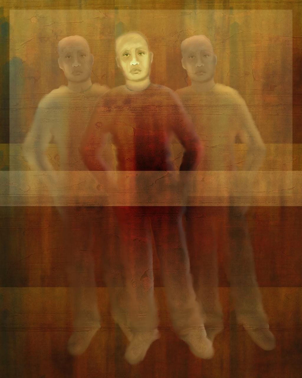 Ten: Digital painting by Marina Flournoy