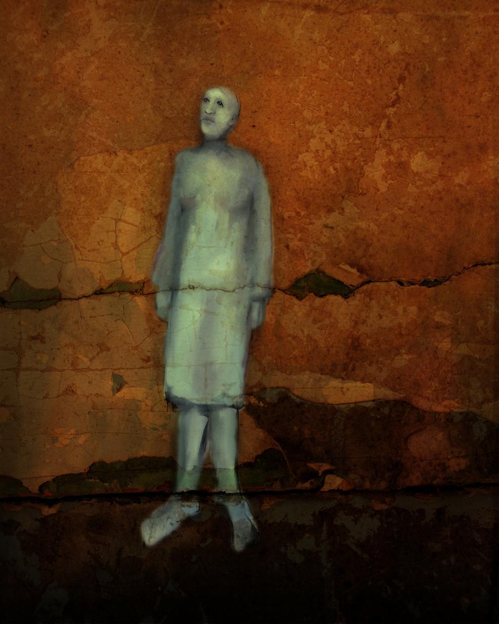 Twelve: Digital painting by Marina Flournoy